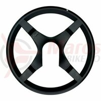 Protectie pedalier Shimano FC-TY301 pentru 48T negru