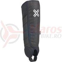 Protectie picior FUSE Alpha Shin-/Whip-/Ankle Pad, negru-alb