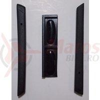 Protectii de tample si nas pentru ochelari PRO pentru Jetstream / 1set bk