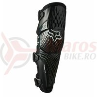 Protectii genunchi Fox Titan Pro D3O Knee Guard, CE [Black]