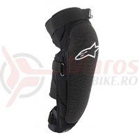 Protectii genunchi/tibie Alpinestars Vector Pro negru