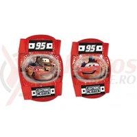 Protectii set Seven Cars rosu