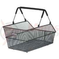Cos Basil Cento Multi-System, black, close-meshed, removable