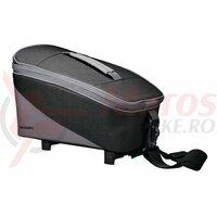 Geanta Racktime System Bag Talis black/grey, incl. Snapit Adapter
