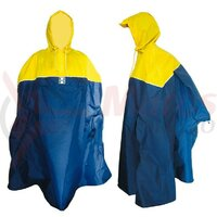 Pelerina ploaie Hock Back-Pack yellow/marine