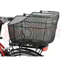 Cos bicicleta spate Pletscher Deluxe XXL Pletscher system,close mesh.anthracite