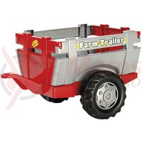 Remorca Rolly Toys Farm Trailer