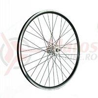 Roata fata 26x1.75 Fivestars disc, negru