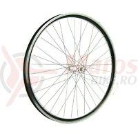 Roata fata 26x1.75 Fivestars V-brake, negru