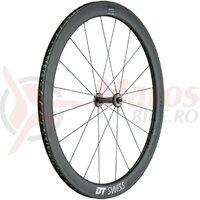 Roata fata DT Swiss ARC 1100 Dicut 48 carbon, black, 100/5mm QR