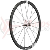 Roata fata DT Swiss T 1800 Classic 32, 100mm bolt on