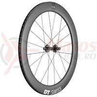 Roata fata DT Swiss TRC 1400 Dicut 65 28