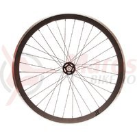 Roata fata single speed/fixie 700x32H-40 mm SXT neagra