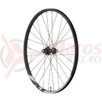 Roata Shimano Deore XT WH-M8100-B-29 spate 28h pt. 12v ax E-THRU 12mm tubeless Old 148mm negru center lock