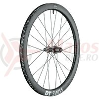 Roata spate DT Swiss GRC1400 Spline 650B DB carbon, CL,142/12mm TA, Shim.