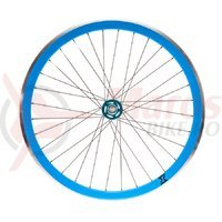 Roata spate single speed/fixie 700x32H-40 mm SXT albastra