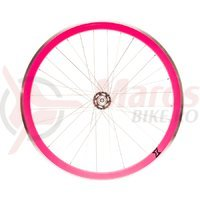 Roata spate single speed/fixie 700x32H-40 mm SXT roz