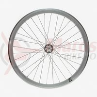 Roata spate single speed/fixie 700x32H-40 mm SXT silver