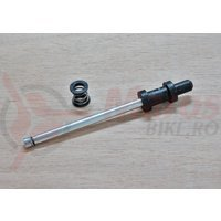 Rock Shox  09 Tora 100 Fixed Coil Shaft/Negative Spring