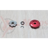 Rock Shox Rebound Damper Adjuster Knob Kit - 2010 Boxxer Team/WC