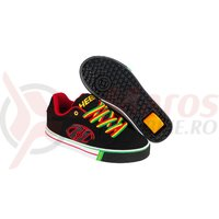 Role Heelys Motion Plus negru reggae