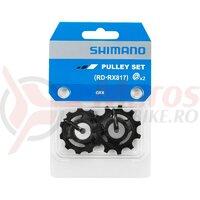 Role schimbator ghidare & tensionare Shimano RD-RX817