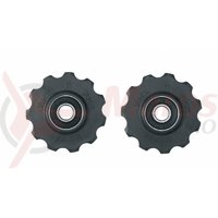 Rotite schimbator Ball-bearings black Tacx