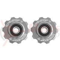 Rotite schimbator spate ARO601 7-8v 10T argintii