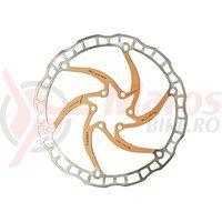 Disc frana Ashima ARO-03 160mm auriu