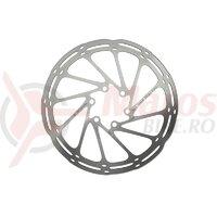 Rotor Disc Sram Centerline - Diam 180 Mm, Argintiu