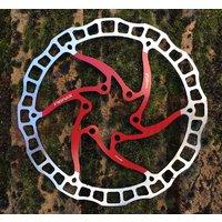 Rotor Fibrax FCR180ULR/B 160 mm rosu