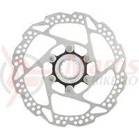 Rotor pentru frana pe disc Shimano SM-RT54-S, 160mm, Center Lock