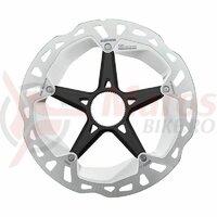 Rotor pt. frana pe disc Shimano Deore XT RT-MT800-L 203mm incl. piulita de strangere (canal intern)