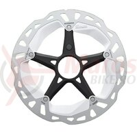 Rotor pt. frana pe disc Shimano Steps RT-EM810-S 160mm center lock incl. piulita de strangere canal intern