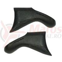 Mansoane road cauciuc sheath black (1 pereche) EC-SR500 - R1137038