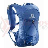 Rucsac alergare Salomon Agile 12 Set unisex Albastru