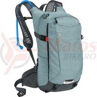 Rucsac Camelbak Bike Womens M.U.L.E. Pro 14 Cu Rezervor 3L Mineral Blue/Charcoal