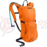 Rucsac Camelbak Lobo 6L cu rezervor 3L portocaliu