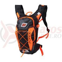 Rucsac Force Aron Pro 10l negru/portocaliu