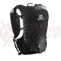 Rucsac hidratare Salomon Agile 12 set black NS