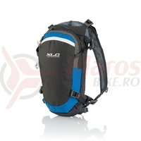 Rucsac hidropack XLC BA-S83, grey/blue/white 15 liters