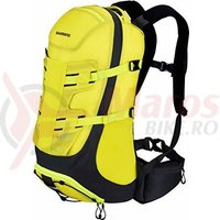Rucsac Shimano Hotaka 20 + First Aid Kit Mountain Touring 20L Lime Yellow