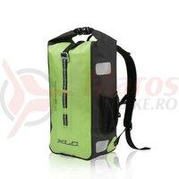 Rucsac XLC waterproof neon green 61x16x14cm
