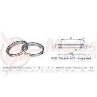 Rulment cuvete FSA N.51 ACB 45x45 1