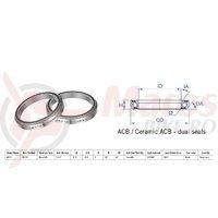 Rulment cuvete FSA N.54 ACB 45x45 1