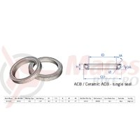 Rulment cuvete FSA TH-873/DJ ACB 36x45 1