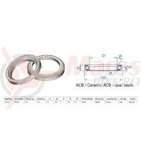 Rulment cuvete FSA TH-970S ACB 45x45 1