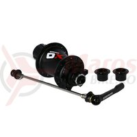 Butuc spate Sram Disc MTB X0 28H-A1 black/red, 6b, 9-11s
