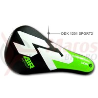 Sa copii DDK 1201 SuperSport Air 235x123 mm negru/alb/verde