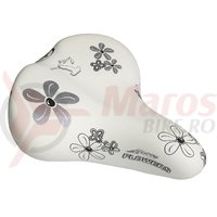 Sa Selle C.Bike Happy Flowers alba S.Montegrappa